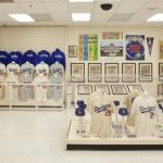 Sports Museum of Los Angeles Dodgers memorabilia collection
