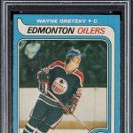 Wayne Gretzky rookie card PSA 10 O-Pee-Chee