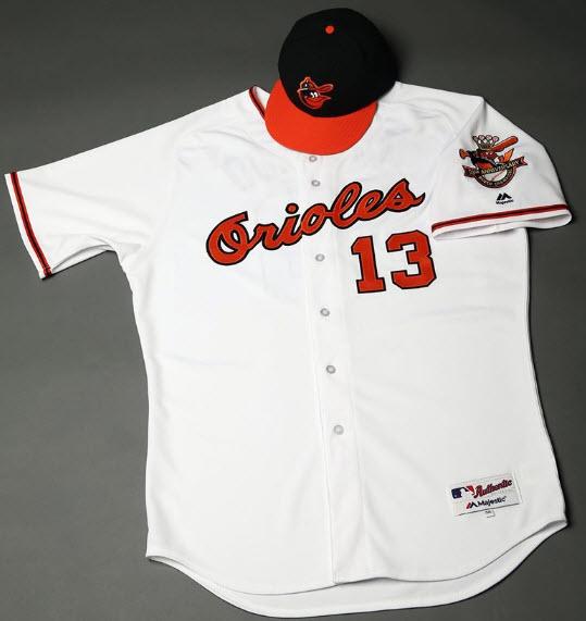 Baltimore Orioles 1966 throwback jerseys