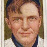 Christy Mathewson T202 Hassan Triple Folders