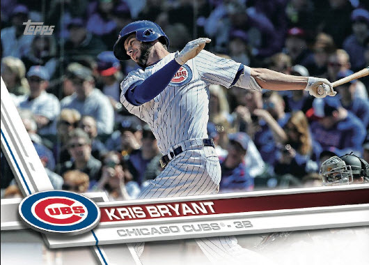 Kris Bryant 2017 Topps 1