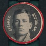 Tris Speaker Colgans Chips red border