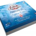 Topps Chrome Sapphire 65th Annivesary set