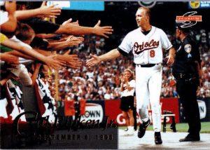 Cal Ripken 1996 Score 2131