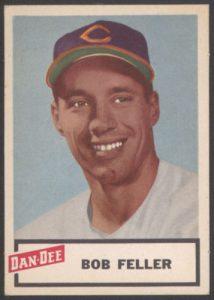 Bob Feller 1954 Dan Dee