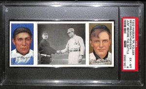 Mathewson-Meyers T202 Hassan Triple Folders