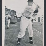 Mickey Mantle spring training 1951