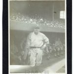 Babe Ruth 1920 photograph