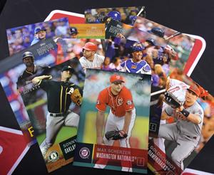 2016 National Baseball Card Day cards