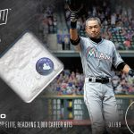 Ichiro Topps NOW game used base