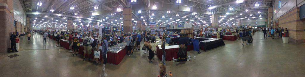 Atlantic City Sports Collectors Convention 2016