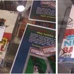 Fleer basketball boxes 1986-87