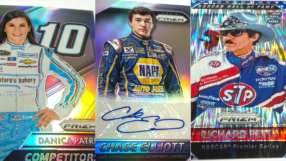 NASCAR cards