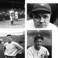 Vintage baseball photographs Charles Conlon