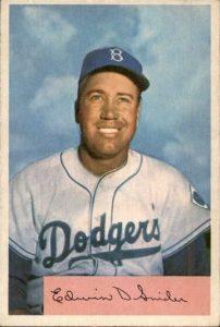 1954 Bowman Duke Snider