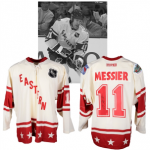 2004 Mark Messier All-Star jersey