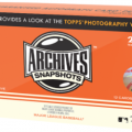 Topps Archives Snapshots