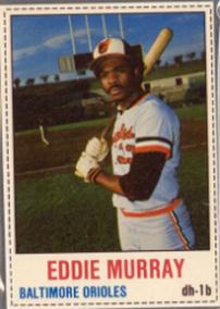 1978 Hostess Eddie Murray