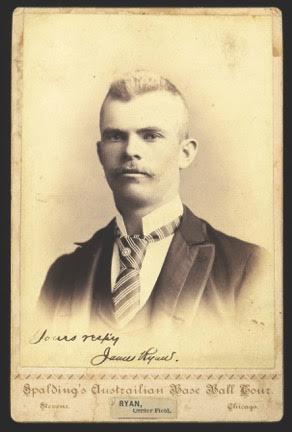 Jimmy Ryan Stevens Cabinet 1888