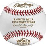 Rawlings 2016 World Series baseball