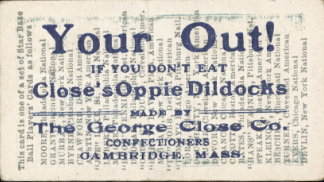 Your Out 1911 E94 Close Candy Oppie Dildock back