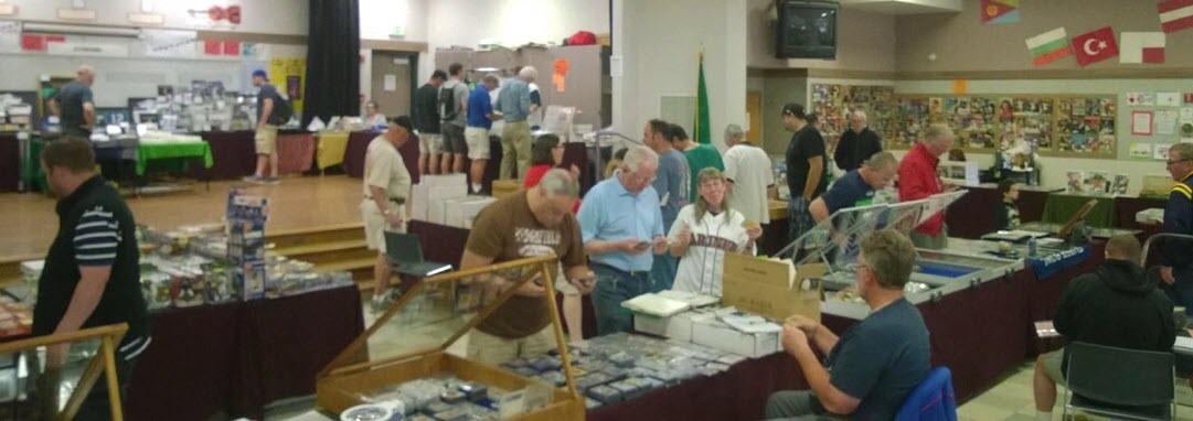 Sports collectors show WSSCA