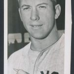 Mickey Mantle 1953 photograph