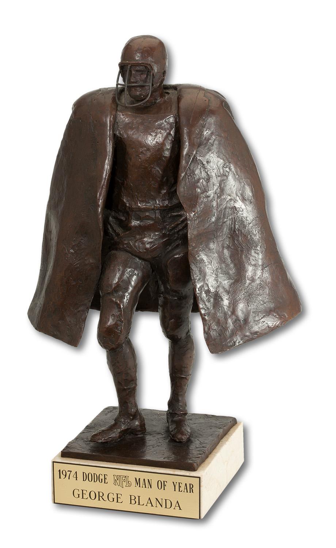 George Blanda NFL Man of Year award