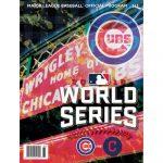 Cubs 2016 World Series program Wrigley Field