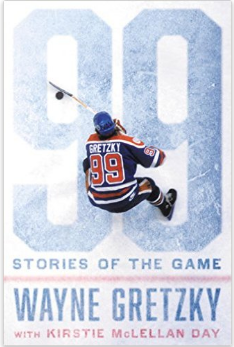 Wayne Gretzky book 99 stories game