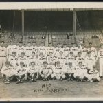 New York Yankees team photo