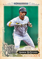 Topps Gypsy Queen baseball cards 2017
