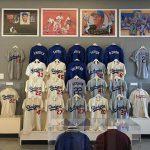 Dodgers pop-up museum
