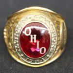 Ohio State 1954 Championship ring