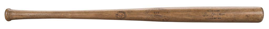 1920 World Series bat Tris Speaker