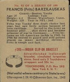 fritz_barzilauskas_1948_bowman_football