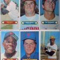 Topps 1972 baseball psoters