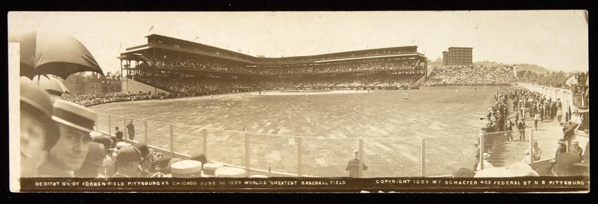 Forbes Field 1909