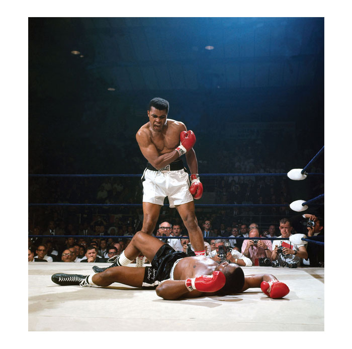 Neil Leifer photo Muhammad Ali