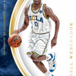 Russell Westbrook 2016-17 Panini Immaculate Collegiate Collection