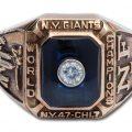 Vince Lombardi 1956 NFL Championship ring