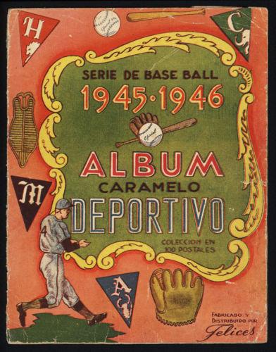 Caramelo Diportivo album 1945