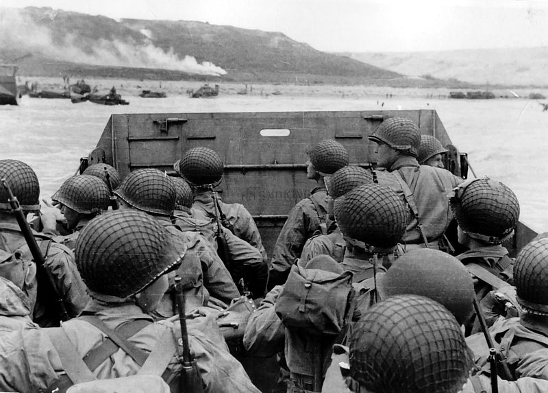 World War II Normandy