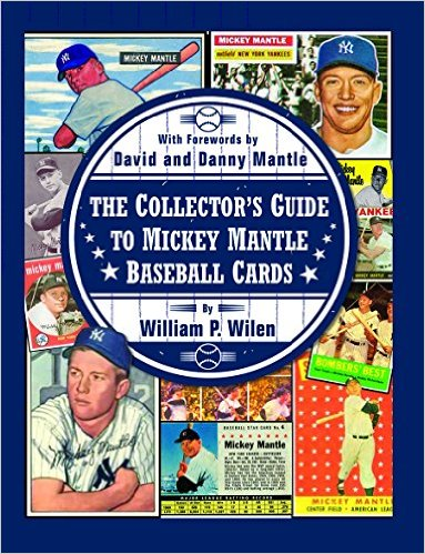 Collectors Guide to Mickey Mantle baseball cards