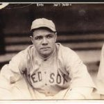 Babe Ruth 1915 Red Sox Type 1 photo