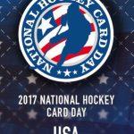 2017 National Hockey Card Day