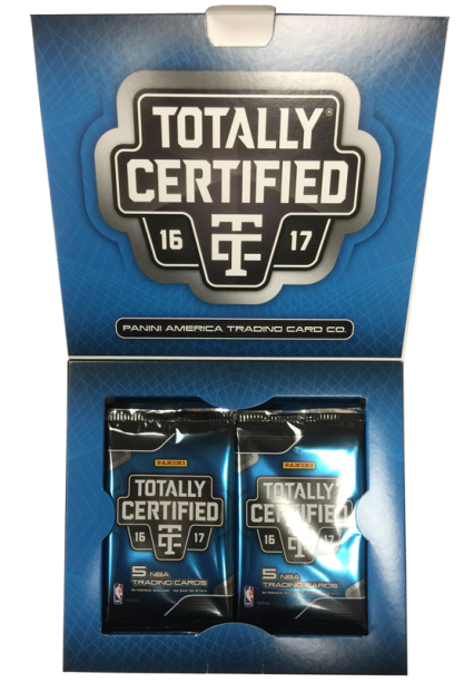 Totally Certified Basketball 2016-17 box