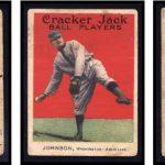 Cracker Jack cards