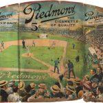 Circa 1910 Piedmont cigarettes ad