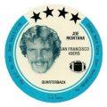 Joe Montana 1981 Holsum Gardners discs